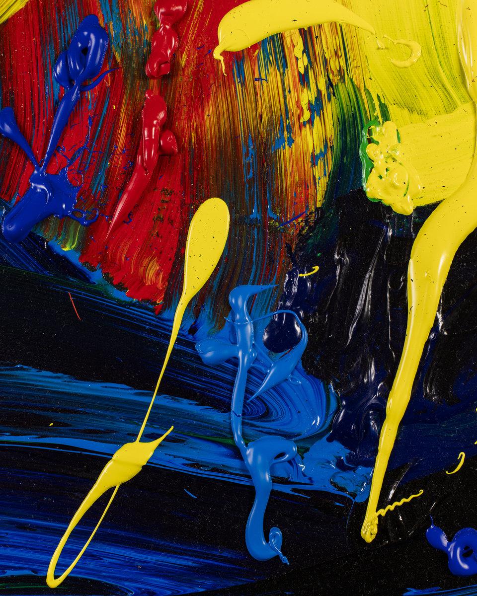 Wonderful Vincent by Tom Bushnell detail image 19