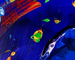 Ocean Deep by Tom Bushnell detail image 25