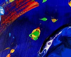 Ocean Deep by Tom Bushnell detail image 25
