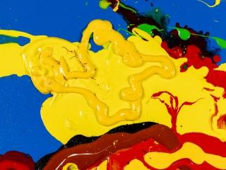 Ha Ha Said The Clown by Tom Bushnell detail image 21