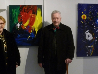 Tom Bushnell in Chelsea Visitors