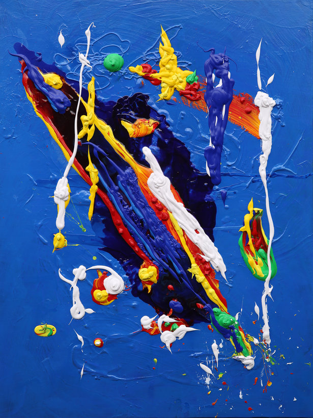 11 Untitled Contemporary Abstract Art by Tom Bushnell