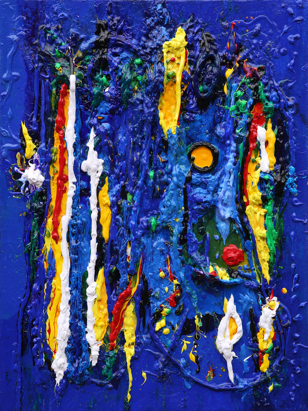 13 Untitled Contemporary Abstract Art by Tom Bushnell